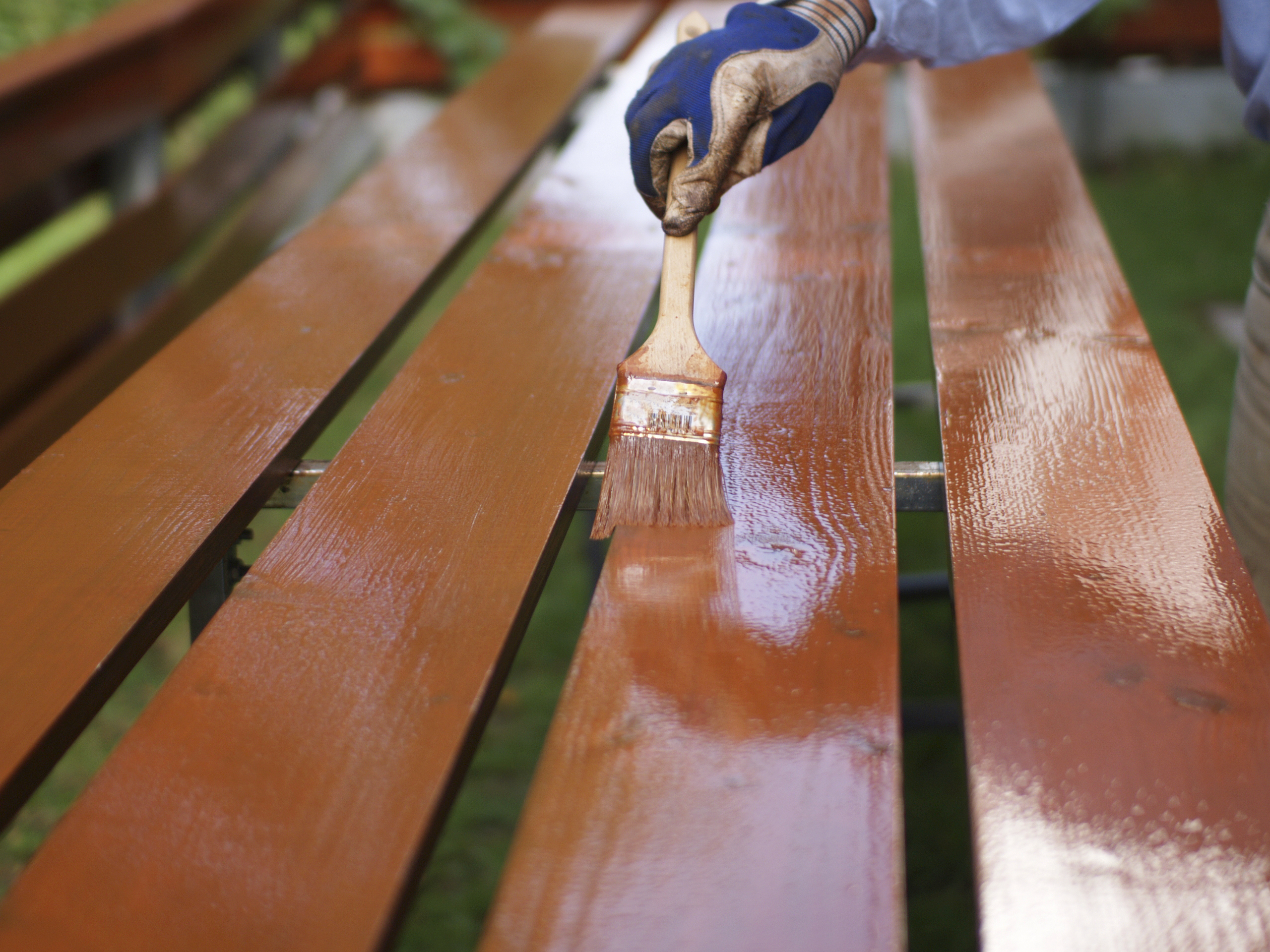 Best stain for wood fence - Fence Painting