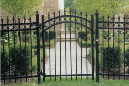 ... Aluminum Fence
