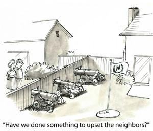 fence etiquette