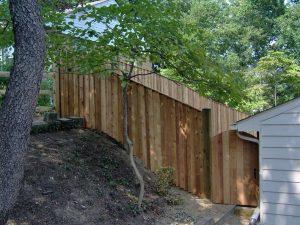 2 Types of Wood Fences: Pine vs. Cedar