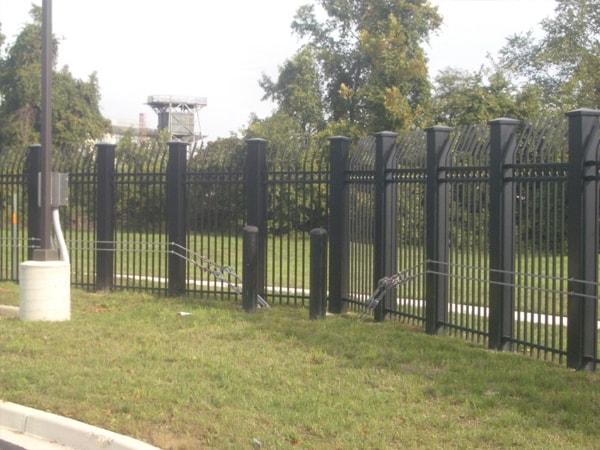 Norfolk K Rated Ballards Hercules Fence Virginia