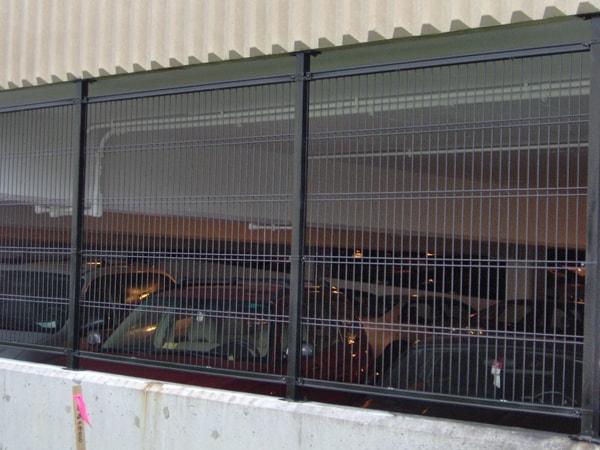 Norfolk Commercial Ornamental Aluminum Fence Hercules