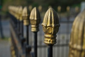 The Differences Between Wrought Iron and Ornamental Iron Fences