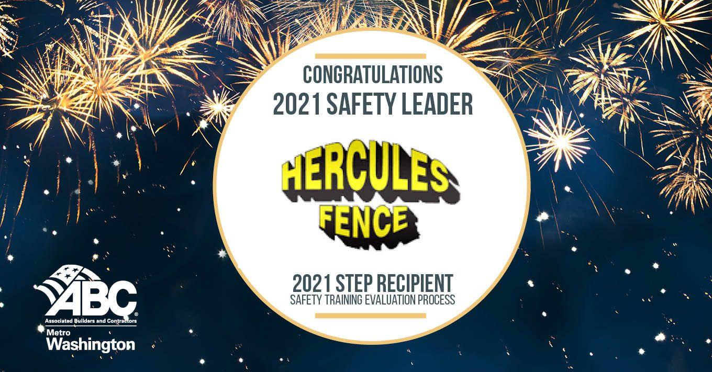 2021 Safety Leader